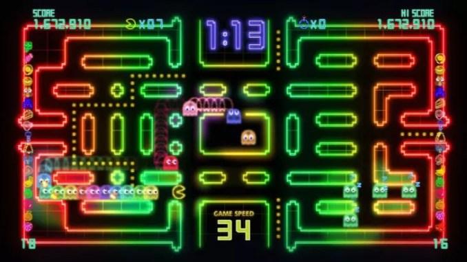 Pac-Man Championship Edition DX ScreenShot 3