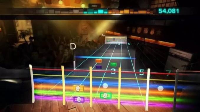 Rocksmith 2014 Game ScreenShot 1