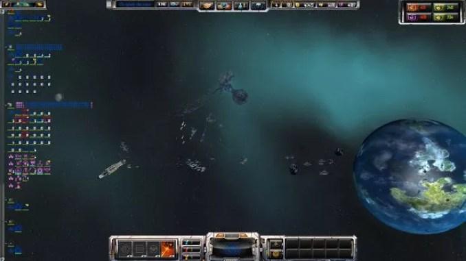 Sins of a Solar Empire Rebellion ScreenShot 1