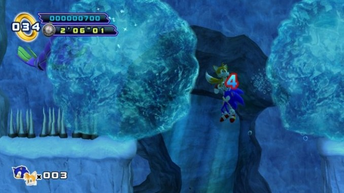 Sonic the Hedgehog 4 Episode II ScreenShot 3