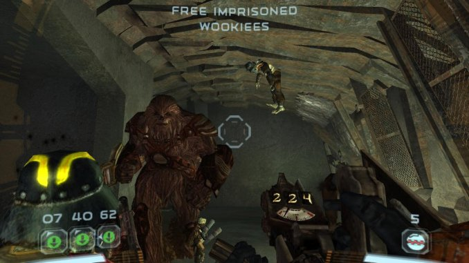 Star Wars Republic Commando ScreenShot 2