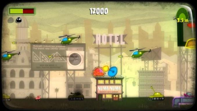 Tales from Space Mutant Blobs Attack ScreenShot 3