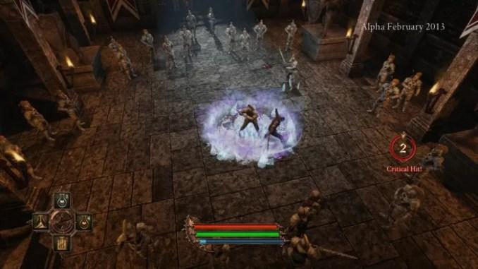 The Dark Eye Demonicon ScreenShot 3