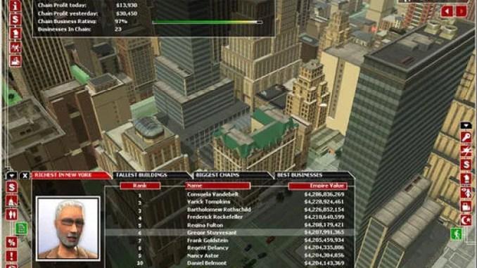 Tycoon City New York ScreenShot 1