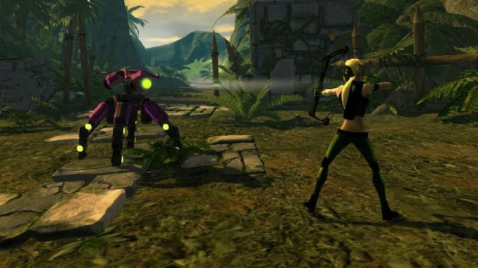 Young Justice Legacy ScreenShot 1