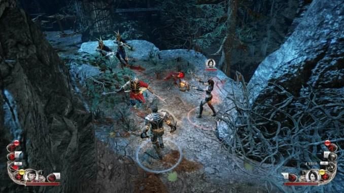 Blood Knights GameScreenshot 1