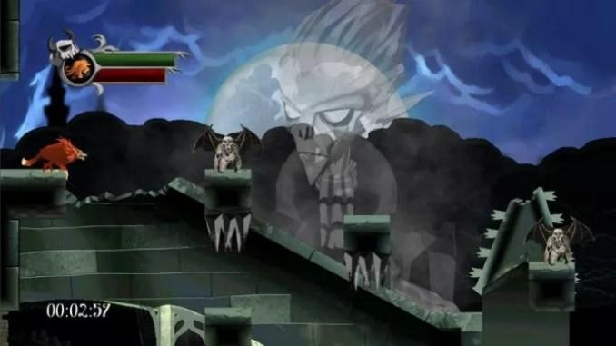 Blood of the Werewolf ScreenShot 1