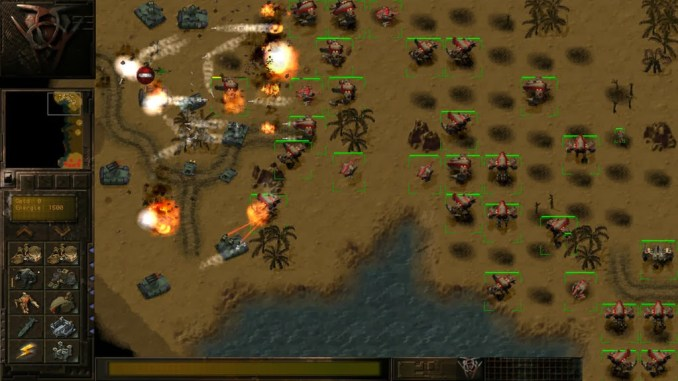 Earth 2140 HD ScreenShot 2