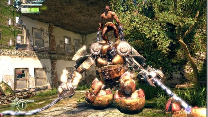 Enslaved Odyssey to the West ScreenShot 1