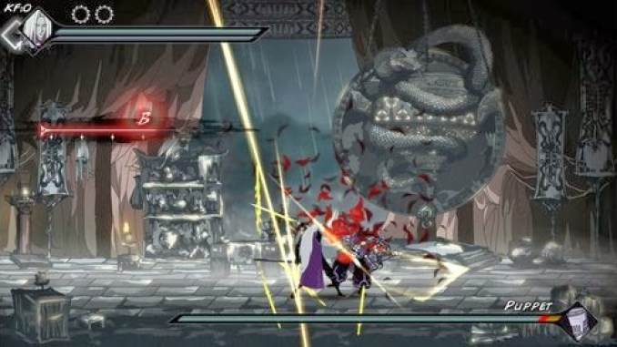 Rain Blood Chronicles Mirage ScreenShot 2