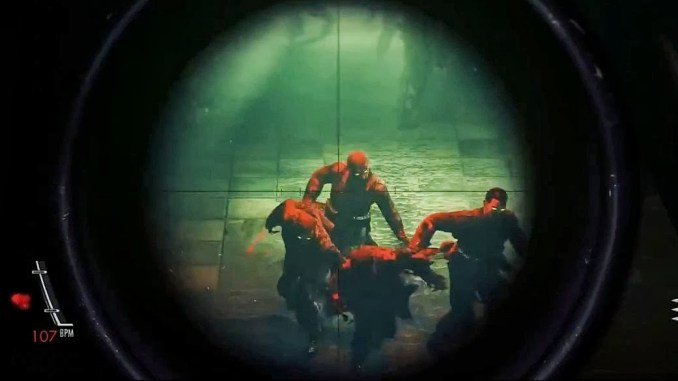 Sniper Elite Nazi Zombie Army 2 ScreenShot 3