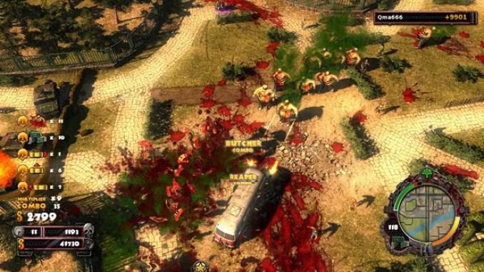 Zombie Driver HD ScreenShot 1