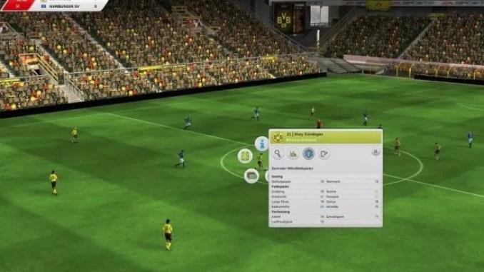 FIFA Manager 14 Game Screenshot 1