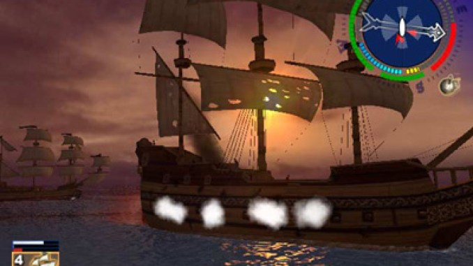 Pirates of the Caribbean Game Screenshot 2