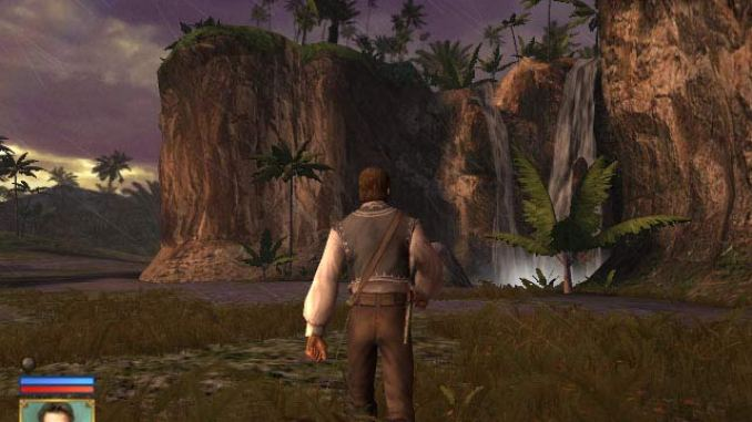 Pirates of the Caribbean Game Screenshot 3
