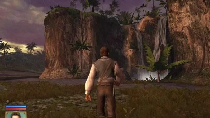 Pirates of the Caribbean Game Screenshot 3