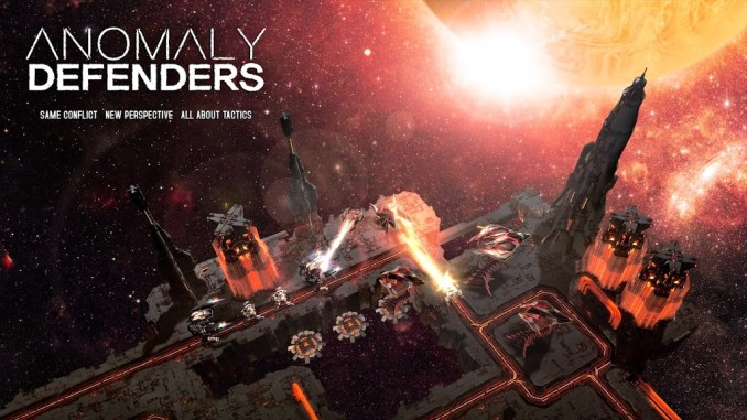 Anomaly Defenders Free Full Game Download