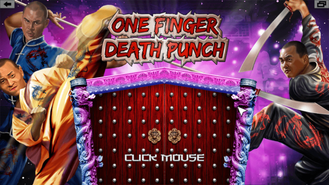 One Finger Death Punch Full Game Free Download