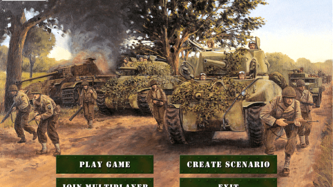Combat Mission: Beyond Overlord Download Free Game Full