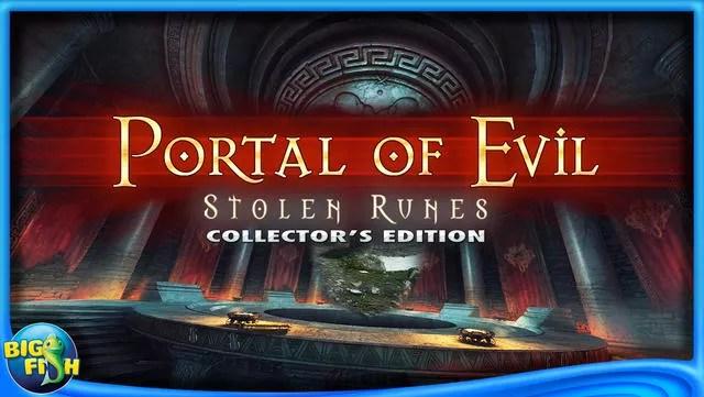 Portal of Evil Stolen Runes Collectors Edition Free Download