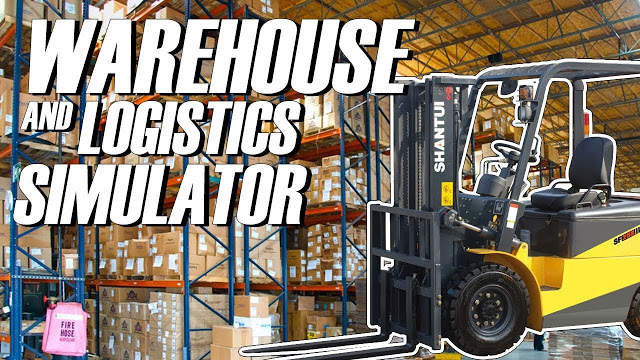 Warehouse and Logistics Simulator Free Game Full Download