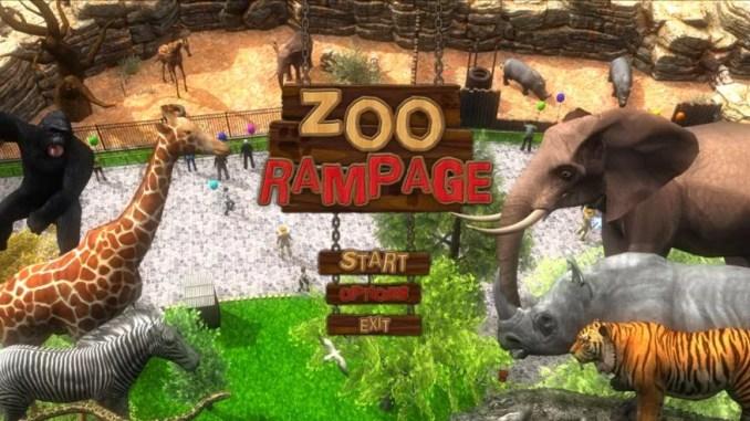 Zoo Rampage (2014) Free Game Full Version Download
