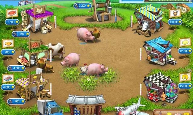 Farm Frenzy Mega Pack Free Game Download Full