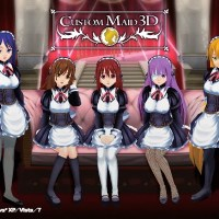 Custom Maid 3D (Updated) Free Download Full Game