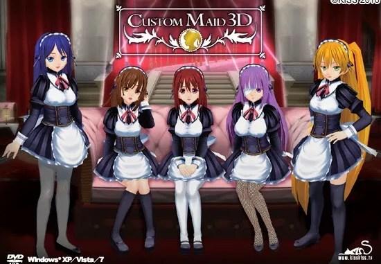 Custom Maid 3D