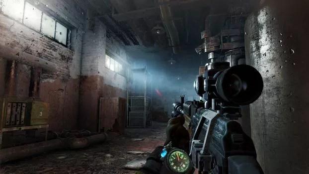 Metro: Last Light - Redux Game Free Download Full