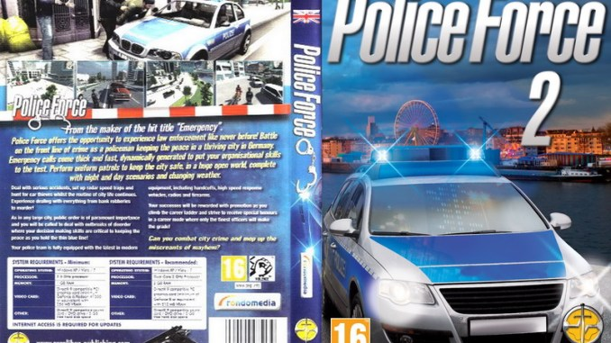 Police Force 2 Full PC Game Free Download