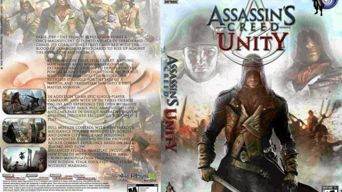 Assassin's Creed Unity Gold Edition