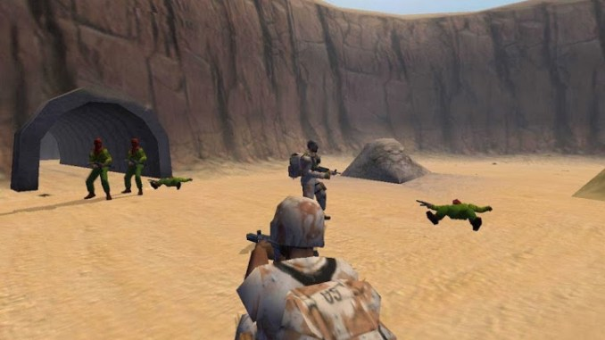 Conflict Desert Storm (2002) Free Game Full Download