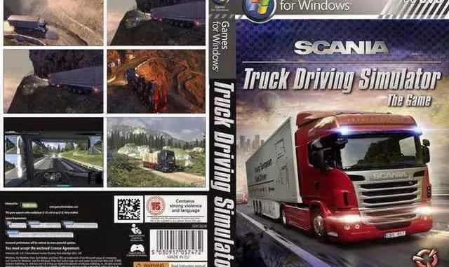 Scania: Truck Driving Simulator