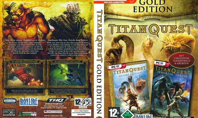 Titan Quest (Gold Edition)