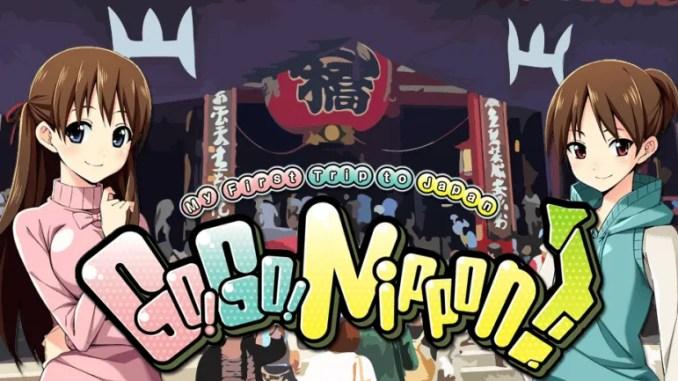 Go! Go! Nippon!