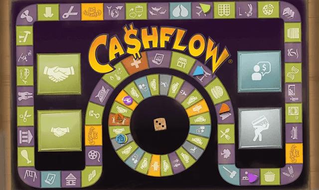 CASHFLOW 101, 202, for kids