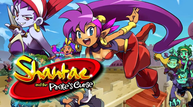 Shantae and the Pirate's Curse Free Game Download