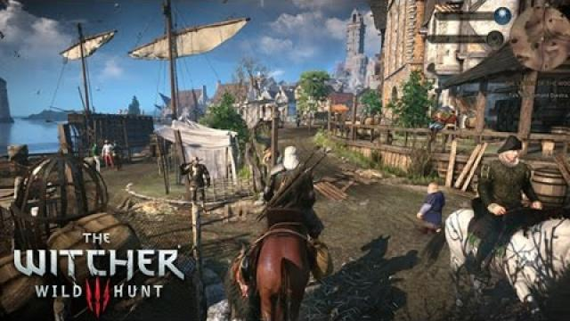 The Witcher 3: Wild Hunt Free Game Full Download