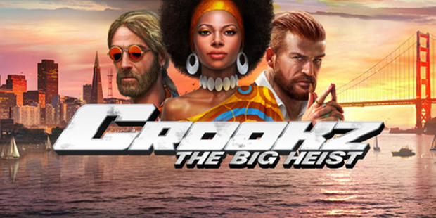 Crookz: The Big Heist Free Download Game Full Version