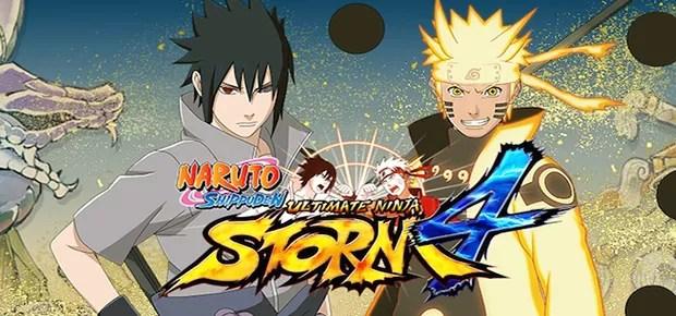 Naruto Shippuden: Ultimate Ninja Storm 4 Full Download