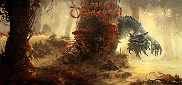 We Are The Dwarves Game Download