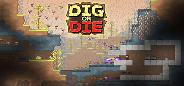 Dig or Die Free Game Full Download