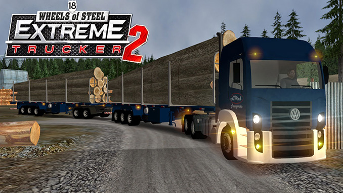18 Wheels of Steel: Extreme Trucker 2 Full Free Game Download