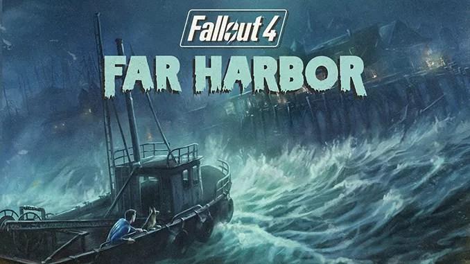 Fallout 4: Far Harbor DLC Free Download