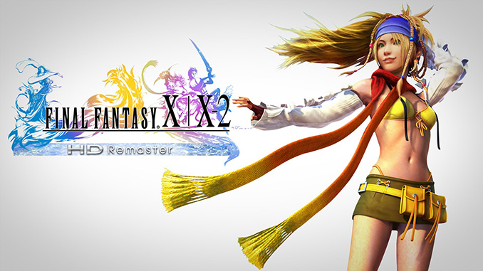 Final Fantasy X/X-2 HD Remaster Full Download