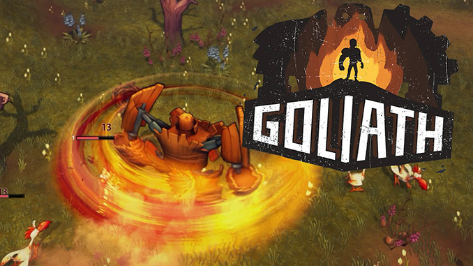 Goliath Free Full Game Download