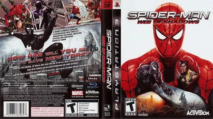 Spider-Man: Web of Shadows Free Download Full Version