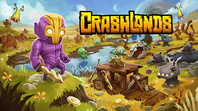 Crashlands Free Game Download Full