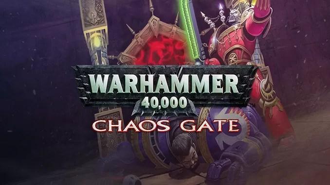 Warhammer 40,000: Chaos Gate Free Full Game Download